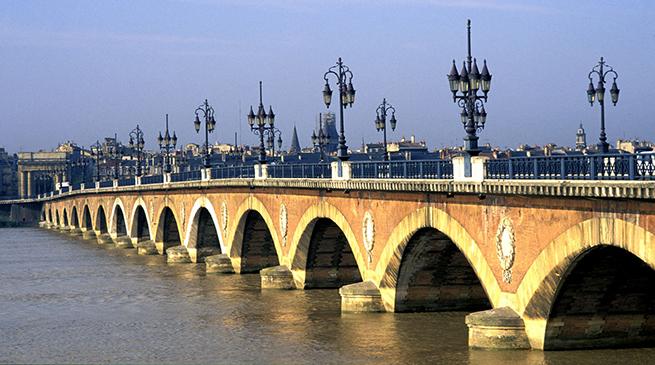 Il centro storico di Bordeaux è patrimonio dell'UNESCO