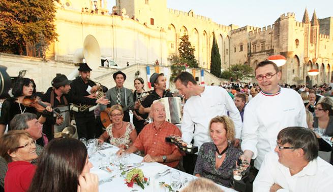 Prima edizione della Festa della Gastronomia