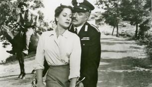 """Scena del film """"Pane, amore e fantasia"""" di Luigi Comencini"""