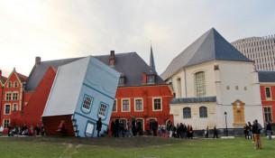"""La """"Maison Tombée du Ciel"""", Îlot Comtesse Vieux Lille"""