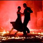 """Un tango """"infuocato"""", altro spettacolo previsto per l'edizione 2012"""