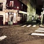Rue Tholozé © j.rossetti