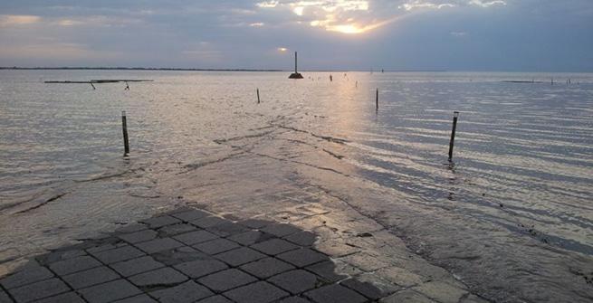 Il Passage du Gois: un luogo emblematico per celebrare il passaggio dal 2012 al 2013