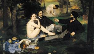"""""""Le Déjeuner sur l'herbe"""" d'Edouard Manet"""