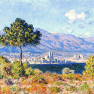 Antibes by Monet
