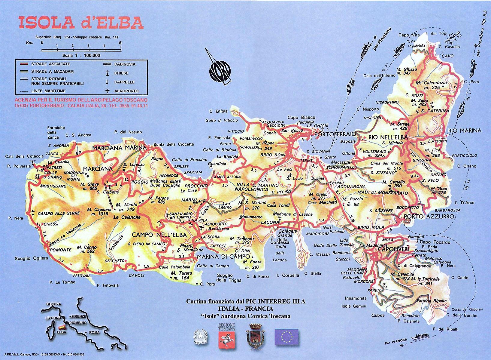 Bicentenario Napoleone all'Elba