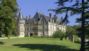 chateau de la Boudaisière