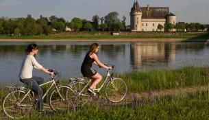 Balade ˆ vŽlo sur les bords de Loire ˆ Sully