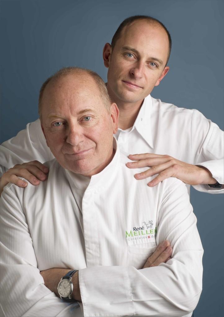 René et Maxime Meilleur La Bouitte (c) Jacques Gavard_BD