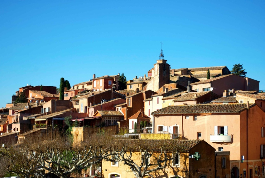 Roussillon-veduta