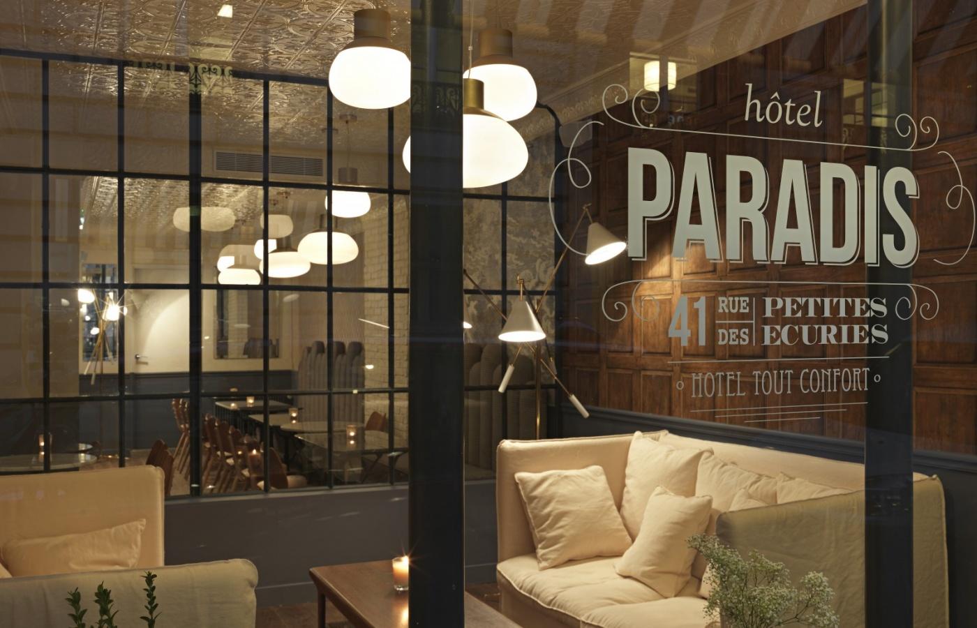 Parigi in 20 puntate x arrondissement for Boutique hotel 9th arrondissement