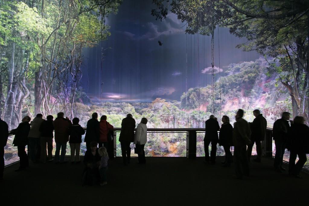 Panorama_Amazonien_07 © asisi Gmbh