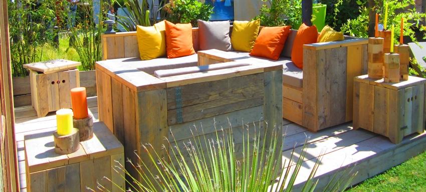 Univers jardin in giugno a sainte maxime - Salon de jardin aluminium sainte maxime ...