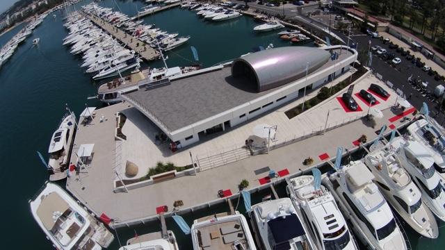 Nouvelle capitainerie - © Ville de Cannes