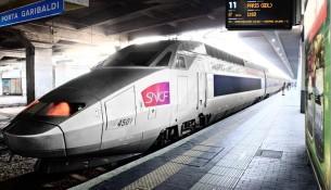 TGV MILANO