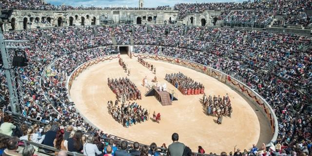 Grands jeux romains 2016