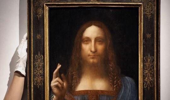 Louvre Abu Dhabi to display Leonardo da Vinci's Salvator Mundi 2