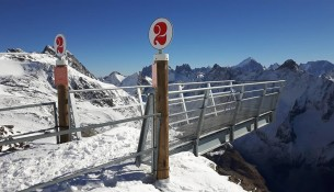 belvédère des écrins - pisteurs secouristes des 2 Alpes