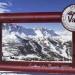 Gli impianti di Les Claux visti dalla cima del monte Peynier (2273 m)