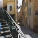 Rue Tracastel, la scalinata che porta alla cattedrale Notre Dame du Puy de Grasse